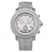 Iced Out Watches: Joe Rodeo Mens Diamond Watch 11.50ct Junior