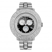 Iced Out Watches Joe Rodeo Pilot Diamond Watch 11ct