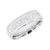 14K Gold Diamond Wedding Rings Collection Piece .75ct Comfort Fit