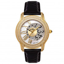 Joe Rodeo Beverly Ladies Diamond Watch 1.35ct Yellow