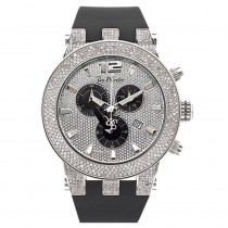 Joe Rodeo Broadway Mens Diamond Watch 5.00ct