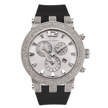 Joe Rodeo Broadway Mens Diamond Watch 5ct