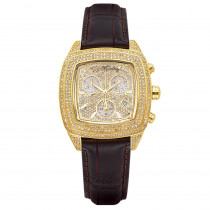 Joe Rodeo Chelsea Diamond Watch 5.00ct