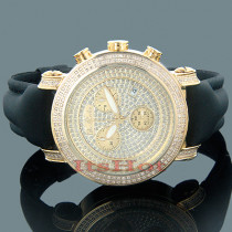 Joe Rodeo Diamond Watch 1.75 ctw. Classic Yellow Gold