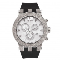 Joe Rodeo Diamond Watches: Broadway Mens Watch 5ct
