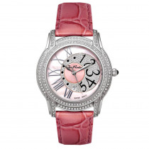 Joe Rodeo Diamond Womens Watch 1.35ct Pink Beverly