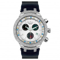 Joe Rodeo JoJo Master Diamond Watch 2.20 ct. Mens