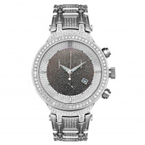 Joe Rodeo JoJo Master Diamond Watch 5.20 ct. Mens