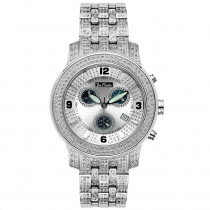 Joe Rodeo Watch with Diamond Band 3.50ct 2000 Mens