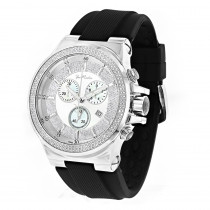 Joe Rodeo Liberty Mens Diamond Watch with Chronograph 1.5ct