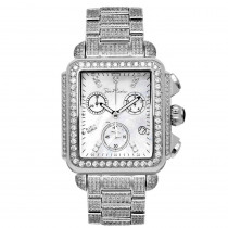Joe Rodeo Madison Watch Full Diamond Watch 10.25ct