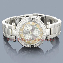 Joe Rodeo Marina Diamond Ladies Watch 0.90ct