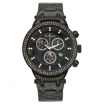 Joe Rodeo Master Mens Diamond Watch 4.75ct