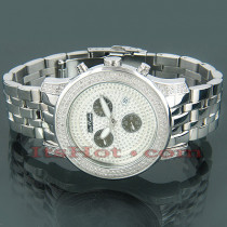 Joe Rodeo Mens Diamond Watch 1.50ct JoJo 2000
