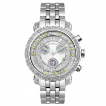 Joe Rodeo Mens Floating Diamond Watch 1.75ct