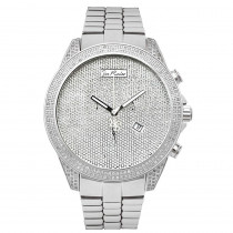 Joe Rodeo New Model: Empire Mens Diamond Watch 2.25ct