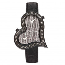 Joe Rodeo Sahara Diamond Heart Watch 1.40ct