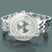Joe Rodeo Tyler In Dial Tension Diamond Watch 1.90ct