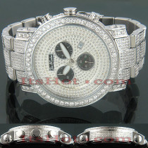 Joe Rodeo Victory Fully Paved Mens Diamond Watch 16ct