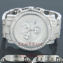 Joe Rodeo Victory Mens Diamond Watch Fully Paved 16ct