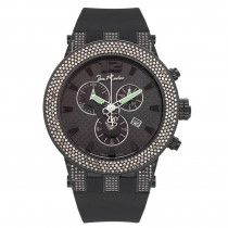 Joe Rodeo Watches: Broadway Mens Diamond Watch 5.00ct