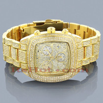 JOE RODEO Watches: Chelsea Iced Out Watch 13ct