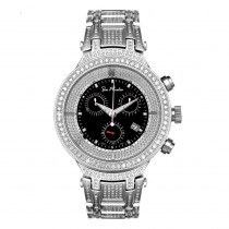 Joe Rodeo Watches Mens Master Diamond Watch 7.35ct