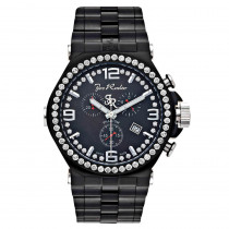 Joe Rodeo Watches Phantom Mens Diamond Watch 3.25ct
