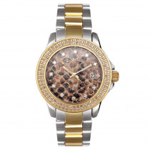 Joe Rodeo Watches: Zibra Ladies Diamond Watch 1.25ct