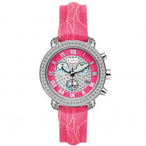 Joe Rodeo Womans Diamond Watch 0.60ct Passion Pink