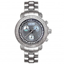 JoJo Diamond Ladies Watch 1.25ct Silver Joe Rodeo