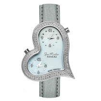 JOJO Diamond Watches Joe Rodeo Heart Watch 1.40ct