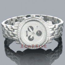 JoJo Joe Rodeo Classic Mens Diamond Watch 3.50ct