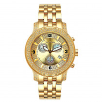JoJo Joe Rodeo Diamond Watch 1.50ct 2000 Yellow
