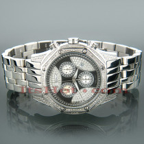 JoJo Joe Rodeo Maximus ST Mens Diamond Watch 1.10ct