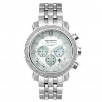 JoJo Joe Rodeo Mens Diamond Watch 1.75ct White MOP