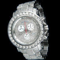 JoJo Joe Rodeo Mens Diamond Watch 23ct Junior