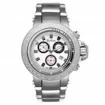 JoJo Joe Rodeo Razor Mens Diamond Watch 4.00ct