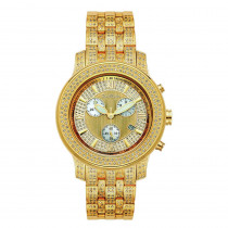 JoJo Joe Rodeo Watch 3.50ct Diamond Band 2000