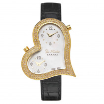 JoJo Ladies Watches Joe Rodeo Diamond Heart Watch 1.4ct