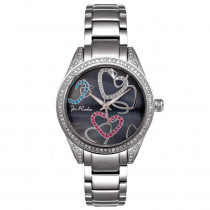 JoJo Ladies Watches Joe Rodeo Diamond Heart Watch 1.60