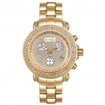 Ladies Diamond JoJo Watch 1.25ct Yellow Gold Rio