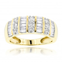 Ladies Diamond Rings 14k Gold Diamond Ring 1.57ct