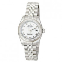 Ladies ROLEX Oyster Perpetual Stainless Steel Watch