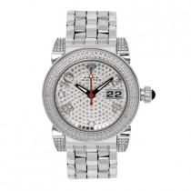 Ladies Watches Diamond Aqua Master Watch Round White