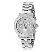 Luxurman Ladies Diamond Watch 0.30ct