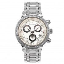Master Ladies Joe Rodeo Diamond Watch 0.90ct White