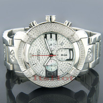 Mens Chronograph Watches Aqua Master Diamond Watch