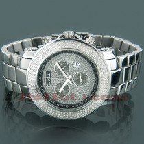 Mens Diamond Watch 2.50ct Joe Rodeo Junior