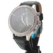 Mens Diamond Watches Aqua Master Watch 2.45ct